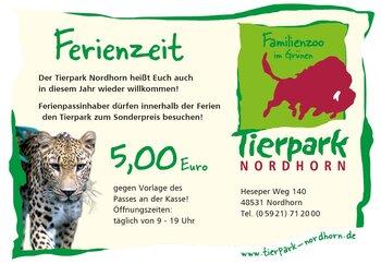 Gutschein Tierpark